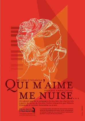 Affiche : Qui m'aime me nuise