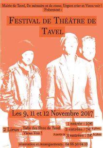 Vagabonde des mers au Festival de Théâtre de Tavel